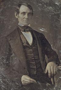 Abraham Lincoln, 1846.